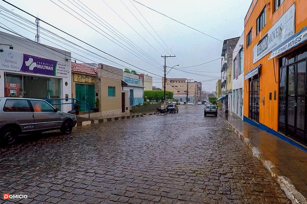 Chuva na Avenida do Brás, Paramirim