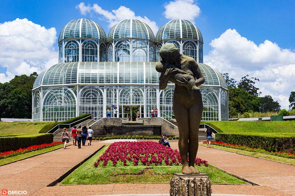 Estátua Amor Materno - Jardim Botânico