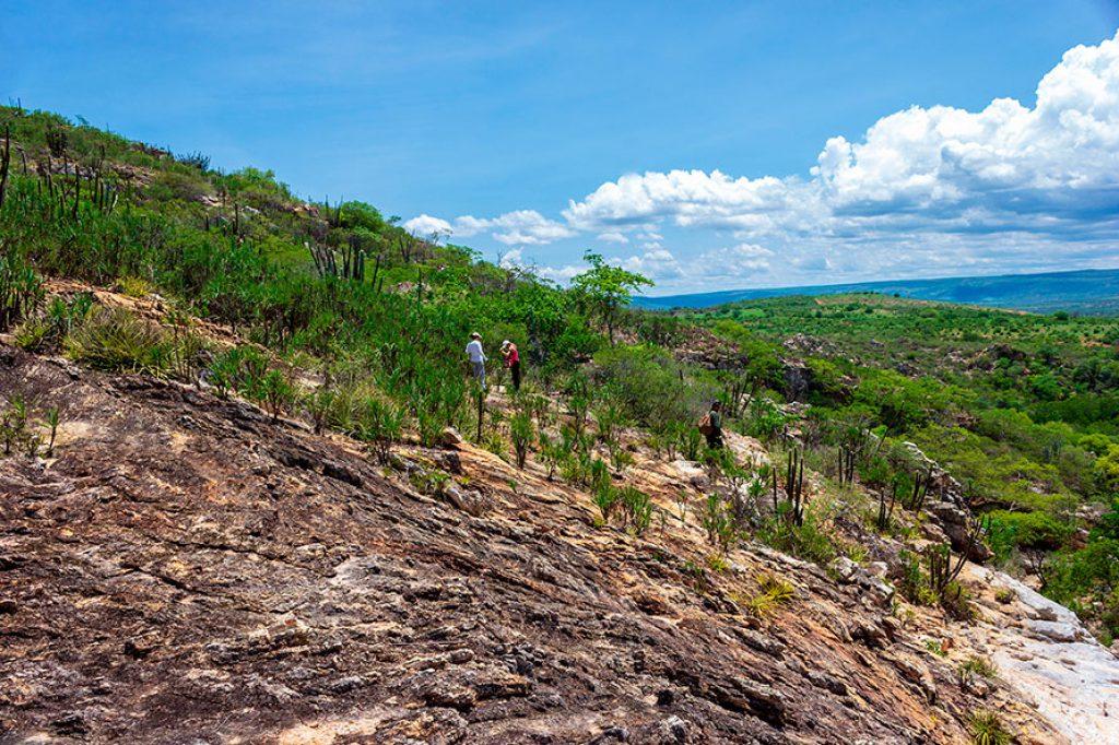 Desfiladeiro da Serra do Catuaba