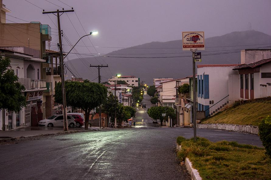 Chuva em Paramirim