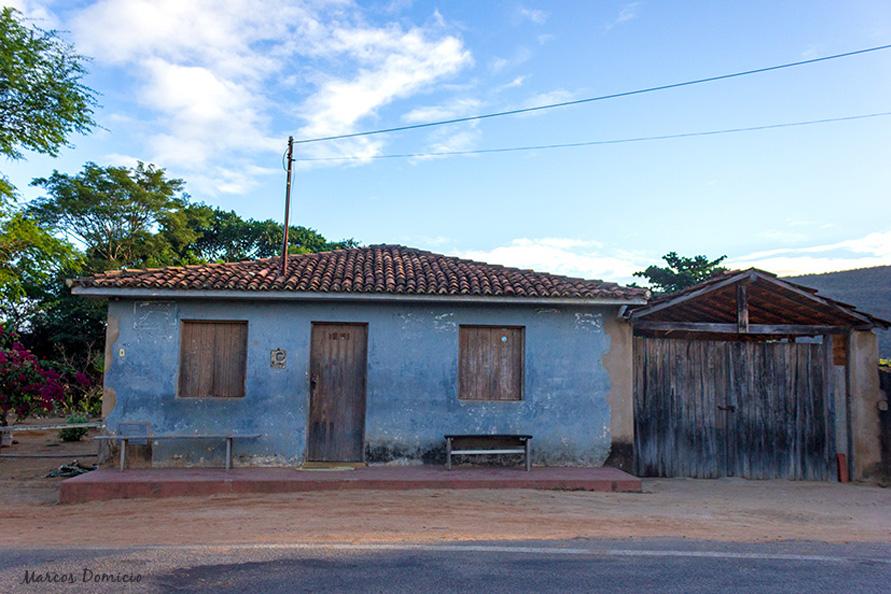Casa antiga de Caraguataí