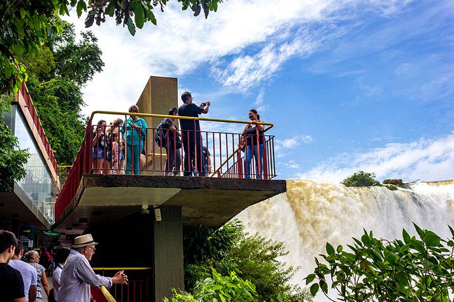 Parque Cataratas do Iguaçu