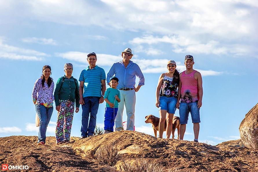 Grupo Aventureiros de Paramirim na Pedra da Santana