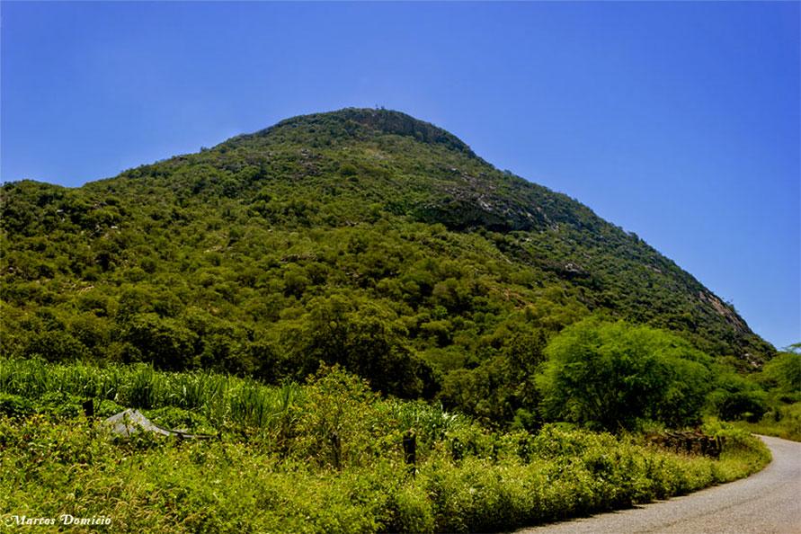 Morro da Estrela - Paramirim, Bahia