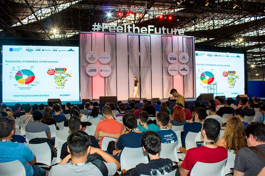 Palco FeeltheFuture