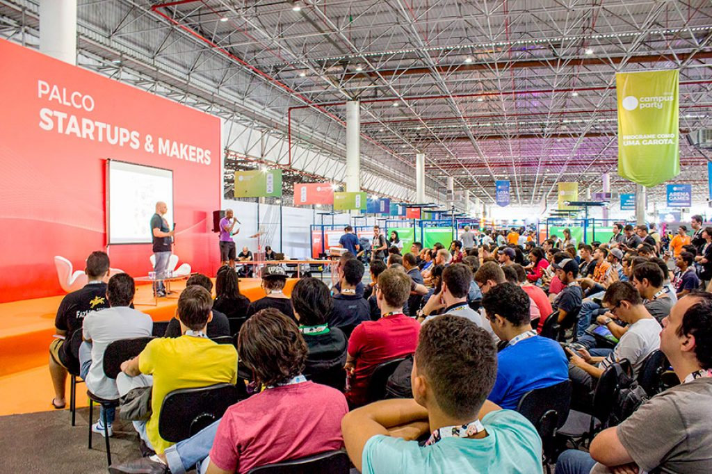 Open campus  - Palco Startups & Makers