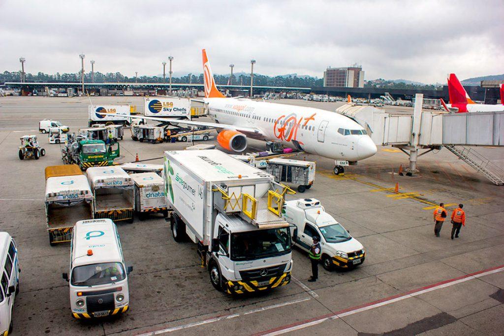 Aeroporto Internacional de São Paulo (Guarulhos)
