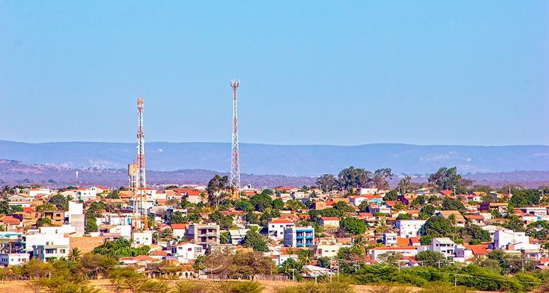 Cartão Postal da Cidade de Paramirim