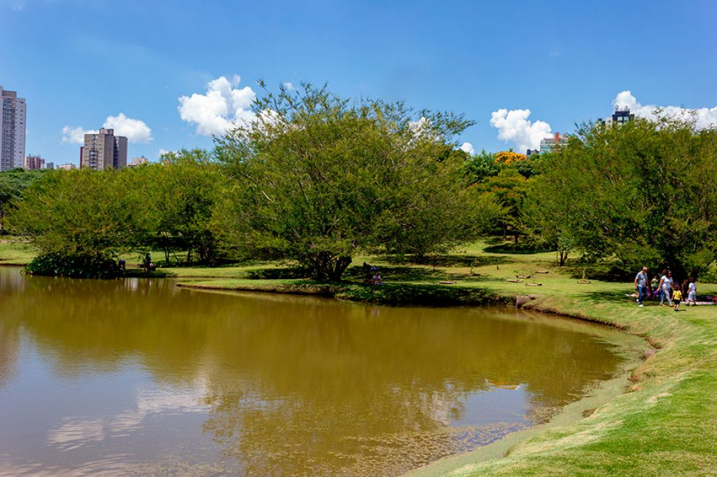 Lago do Jardim Botânico